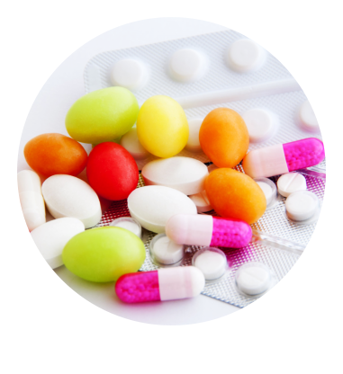 Tablets and capsule medicine